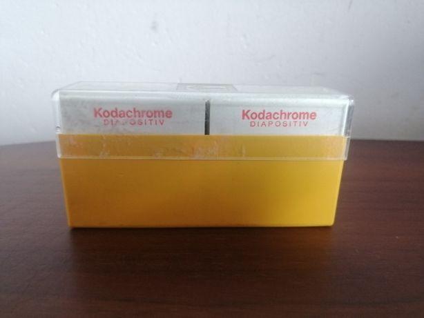 Okienka na slajdy papierowe 40 sztuk Kodak oryginalne pudełko