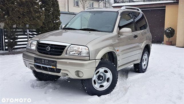Suzuki Grand Vitara UNiKAT_1.6 Benzyna_Tylko 97TKm_Klima_Dla Leśnika_Myśliwego_Bez RDZY!