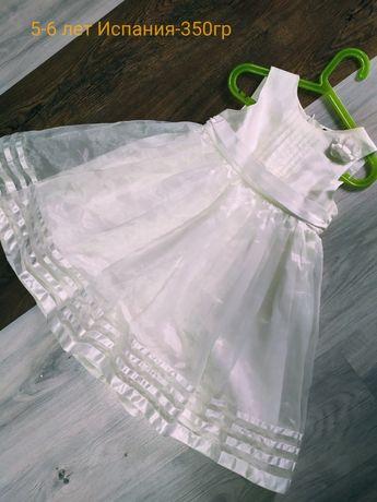 Платье супер нарядное Miniclub Испания