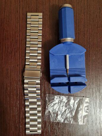 Galaxy Watch металлический браслет