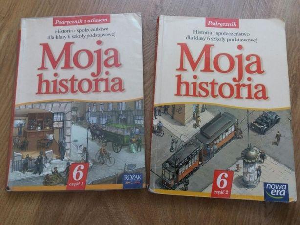 Moja historia 6 cz.1 i 2
