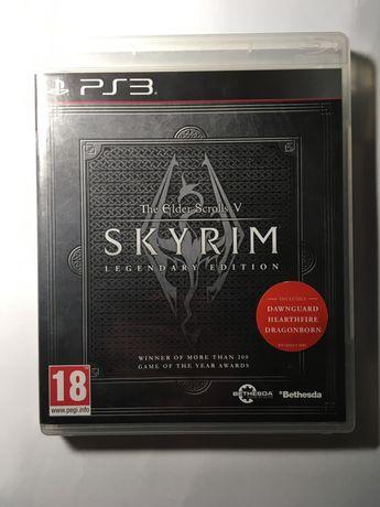 Skyrim PS3 Legendary Edition