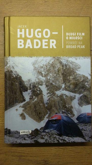 Powrót na Broad Peak - Jacek Hugo Bader
