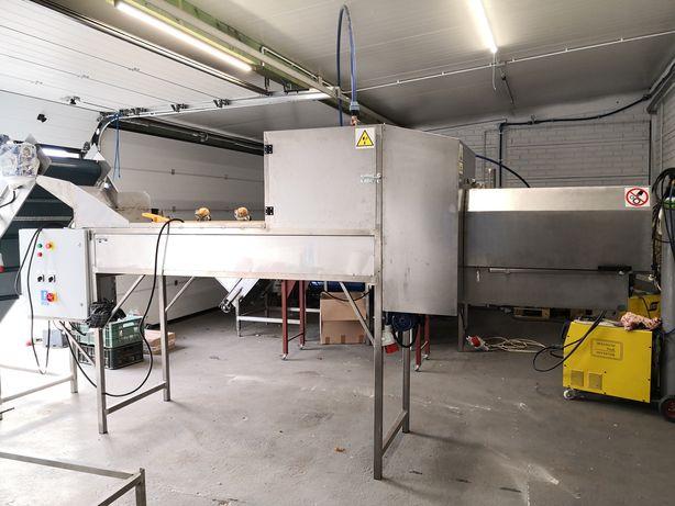 Maszyna do obierania cebuli na biało. MDC300 Do końca lipca - 5.000 zł