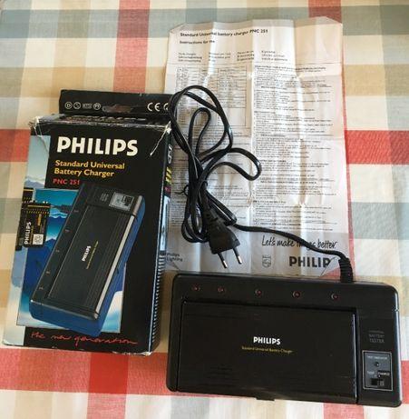 Carregador de pilhas Philips