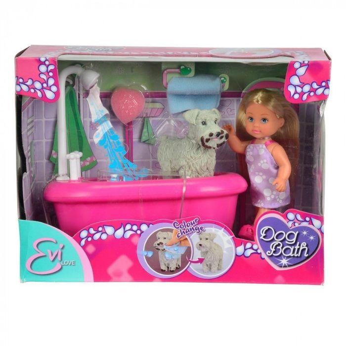 Кукла Ева и набор для купания песика 5733094 Киев - изображение 1