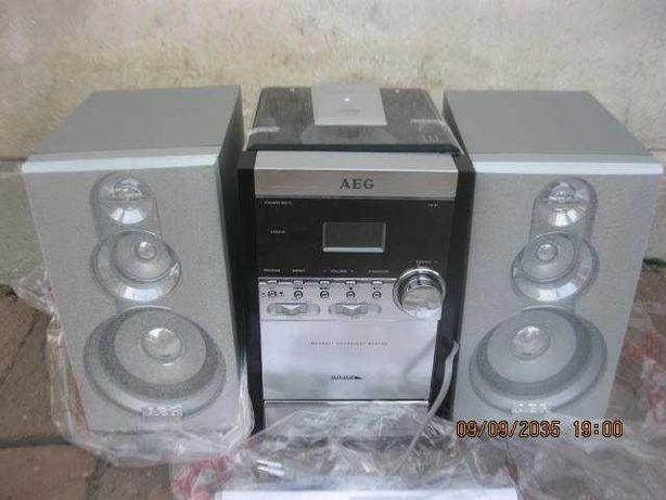 Mini wieża AEG 4403 cd