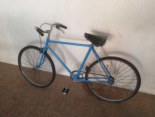 Bicicleta clássica recuperada