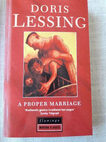A PROPER MARRIAGE. Doris Lessing (Nobel Prize Winner)