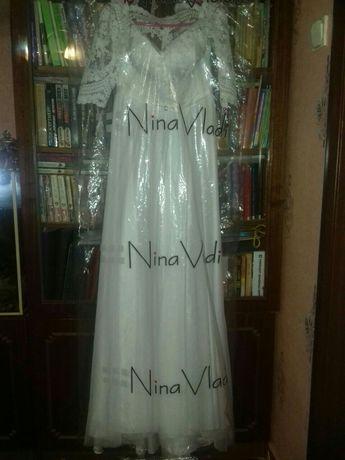 Срочно шикарное свадебное платье