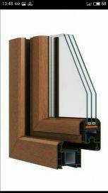 Окна, лоджии, балконы из профиля VEKA, WHS Hallo