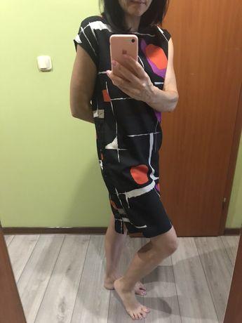 Платье DKNY Donna Karan 100%шёлк