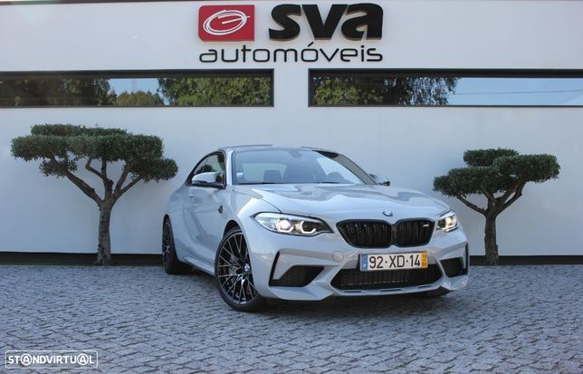 BMW M2 Competition Auto