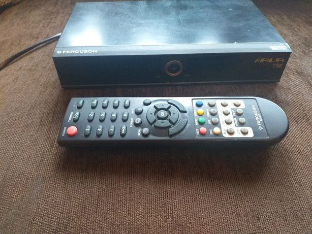 Dekoder DVBT do telewizji