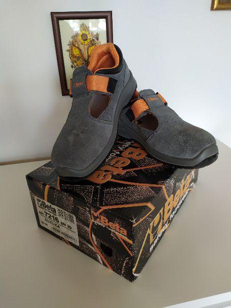 Buty/sandały robocze firmy BETA