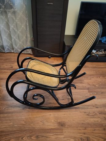 Fotel bujany oryginalny