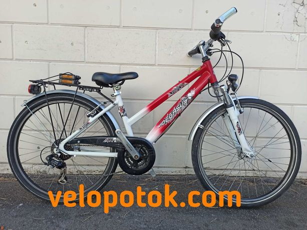 Велосипед женский Pegasus 26 алюминий Германия
