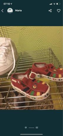 Sandalki 10zl