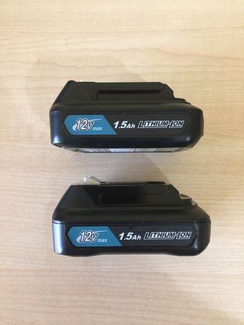 Аккумулятор Makita BL1016. 10.8-12v max CXT