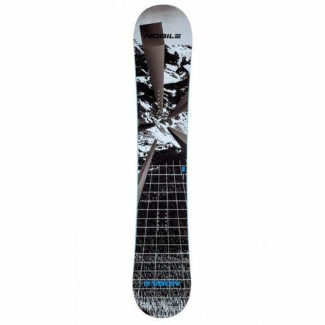 Deska snowboardowa NOBILE Gateway N4 155W cm NOWA