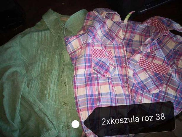 Koszula  2 szt roz 38