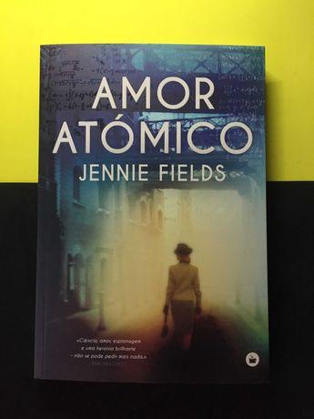 Jennie Fields - Amor Atómico (NOVO - Portes CTT Grátis)