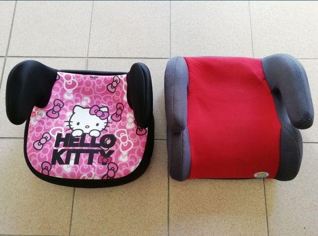 Conjunto de cadeiras Auto de menino e de menina