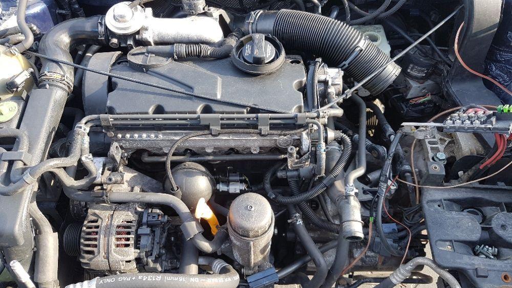 Silnik 1.9 TDI AJM 115KM Golf IV Bora Passat Świba - image 1