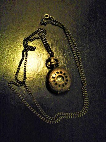 Mini Relógio Bolso PrinceLondon- Mini Relógio Bracelete LouisValentin