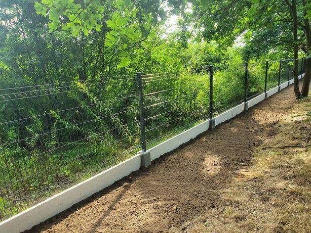 Ogrodzenia panelowe 10 lat gwarancji  oraz siatki ogrodzeniowej 95 zł