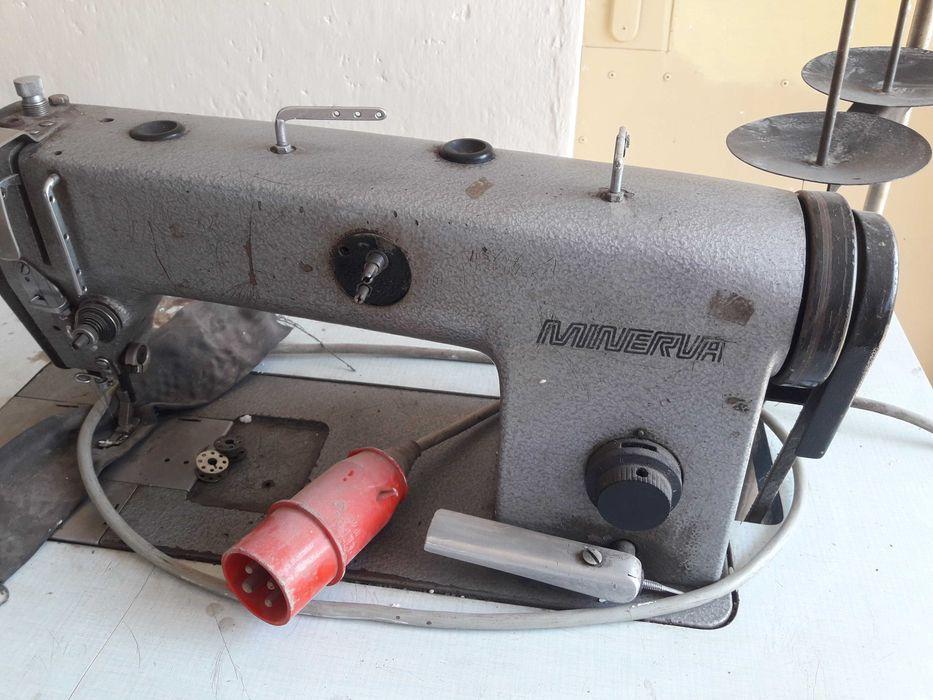 Maszyna do szycia Minerva Baranów - image 1