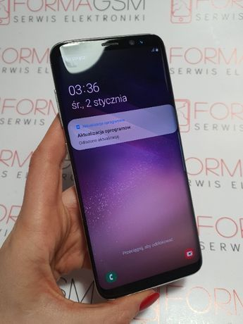 Używany Samsung Galaxy S8 Silver
