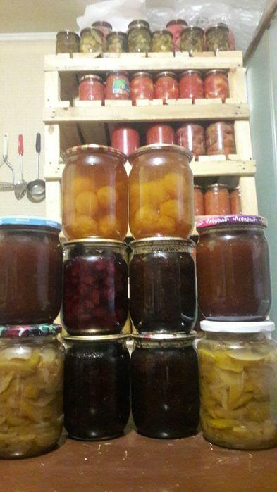 Варенье груша,абрикос,вишня,клубника,джем абрикосовый . Борисполь - изображение 1