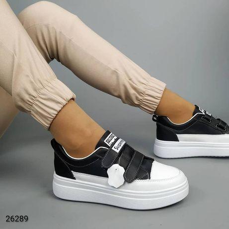 Модные кросовки деми
