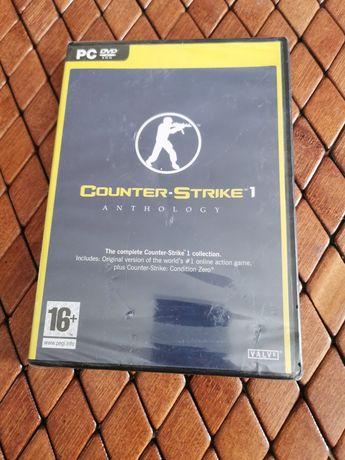 Gra retro Counter Strike 1 Anthology zafoliowana