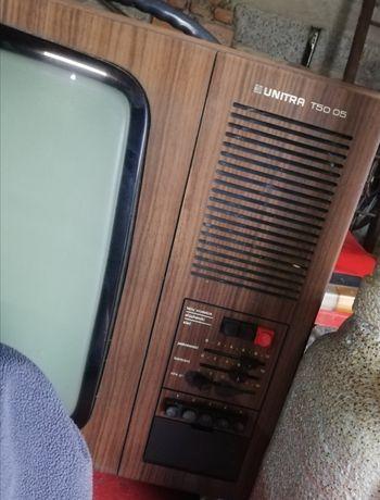 Unitra telewizor i radio