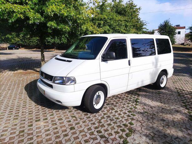 VW Transporter T4 2.5 TDI de 2002