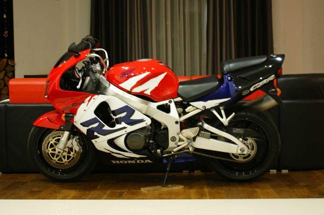 Honda CBR 900 rr  ZXR  GSX-R  YZF-R1 Rezerwacja do Niedzieli