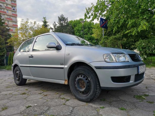 Volkswagen Polo 1.4 benzyna 2000r.