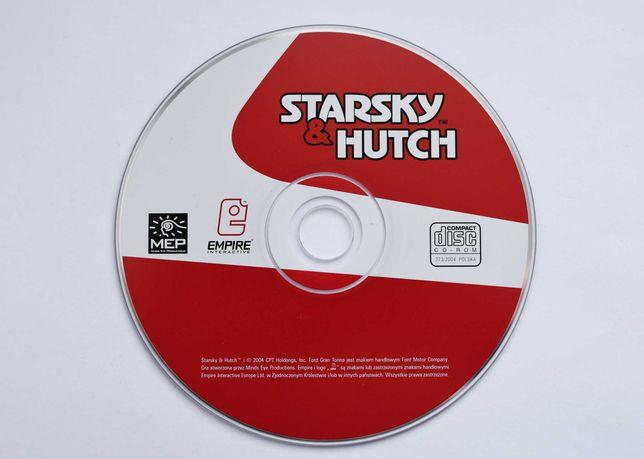 Gra PC Starsky & Hutch na CD-ROM
