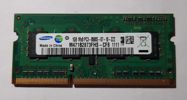 Pamięć ddr3 1GB firmy Samsung