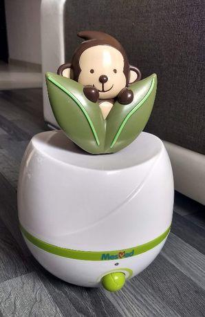 Nawilżacz powietrza do pokoju dziecięcego Mes Med małpka