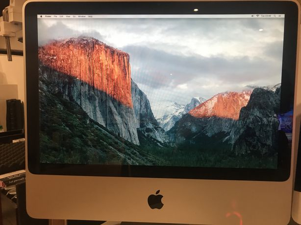 Imac 20' com OS X El Capitan e Office