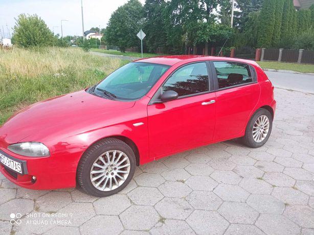 Alfa Romeo 147 , 1.9 jtdm 150 km , 2006 r