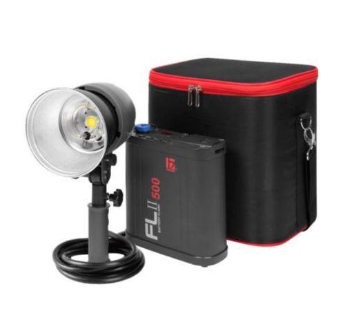 Аккумулятор фотоспышка комплект автономный свет Jinbei FL II-500