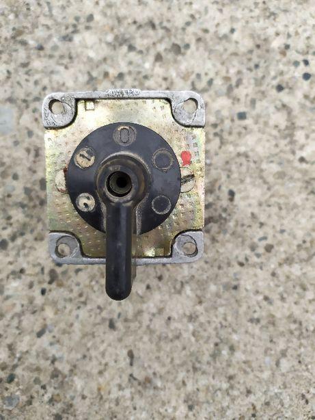 Wyłącznik włącznik łącznik krzywkowy siłowy silnikowy ŁUK 25, 25 A