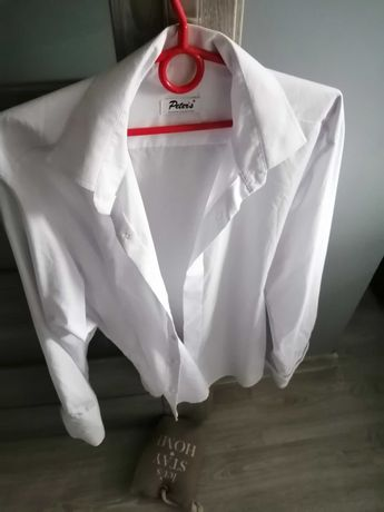 Koszula męska na spinki + gratis