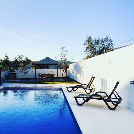 Total exclusividade - Casa férias com piscina - Sertã