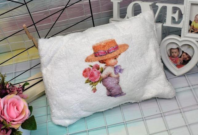 Подушка  с рисунком