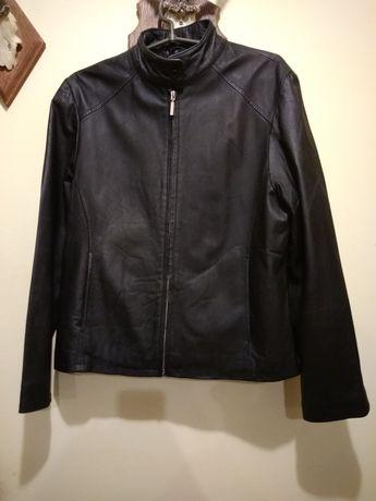 Куртка пиджак ветровка натуральная кожа, Parason